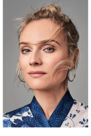 Diane Kruger Stills at Selected by Diane Kruger for H&M, April 2018 Issue 5