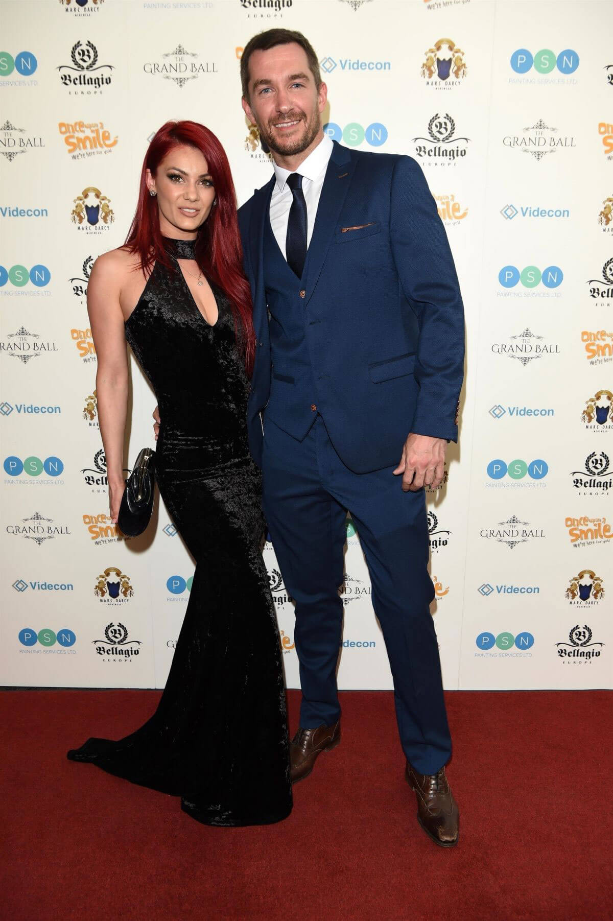 Dianne Buswell Stills at Once Upon a Smile Grand Ball in Manchester 2018/04/21 4