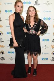 Eden Taylor-Draper and Isobel Steele Stills at Once Upon a Smile Grand Ball in Manchester 2018/04/21 3