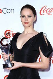 Felicity Jones Stills at Big Screen Achievement Awards at Cinemacon in Las Vegas 2018/04/26 1