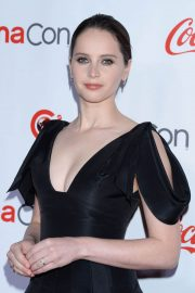 Felicity Jones Stills at Big Screen Achievement Awards at Cinemacon in Las Vegas 2018/04/26 12