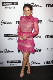 Francia Raisa Stills at Marie Claire Fresh Faces Party in Los Angeles 2018/04/27 4