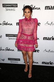 Francia Raisa Stills at Marie Claire Fresh Faces Party in Los Angeles 2018/04/27 12