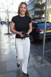 Gemma Atkinson Stills Out and About in Manchester 2018/04/25 6