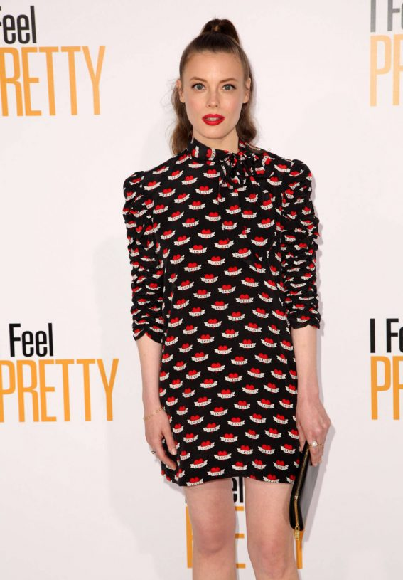 Gillian Jacobs Stills at I Feel Pretty Premiere in Los Angeles 2018/04/17 2