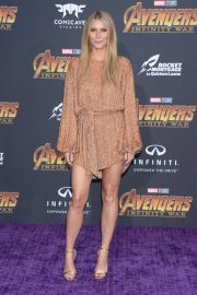 Gwyneth Paltrow Stills at Avengers: Infinity War Premiere in Los Awards 2018/04/23 2