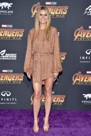 Gwyneth Paltrow Stills at Avengers: Infinity War Premiere in Los Awards 2018/04/23 10