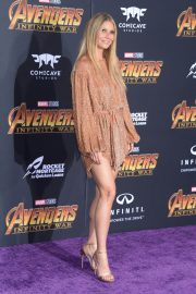 Gwyneth Paltrow Stills at Avengers: Infinity War Premiere in Los Awards 2018/04/23 14