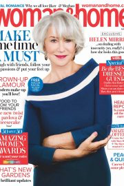 Helen Mirren Stills at Woman & Home UK Magazine, June 2018 Issue 3
