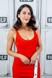 Inbar Lavi Stills at Build Series in New York 2018/04/10 16