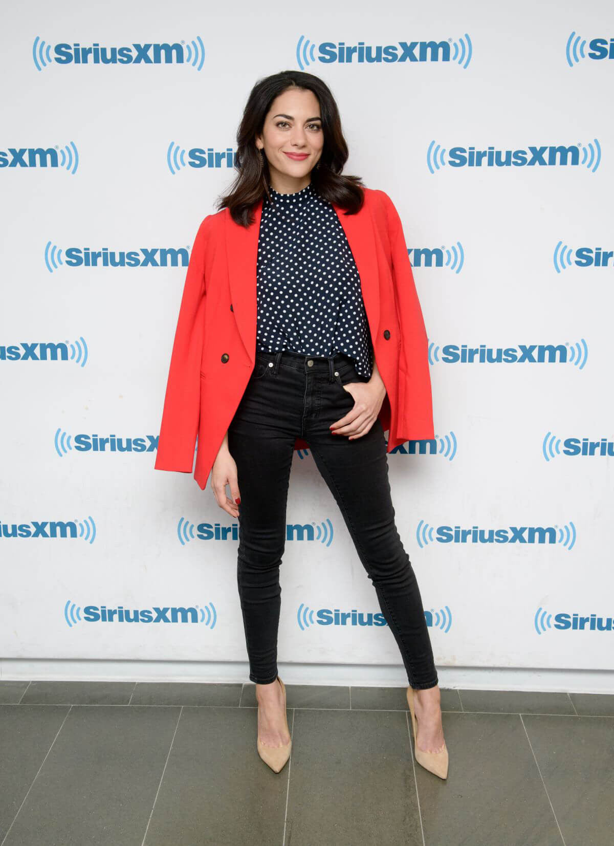 Inbar Lavi Stills at SiriusXM Studios in New York 2018/04/11 3