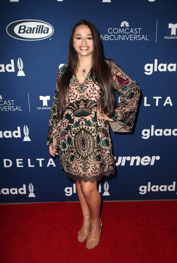 Jazz Jennings Stills at Glaad Media Awards Rising Stars Luncheon in Beverly Hills 2018/04/11 8