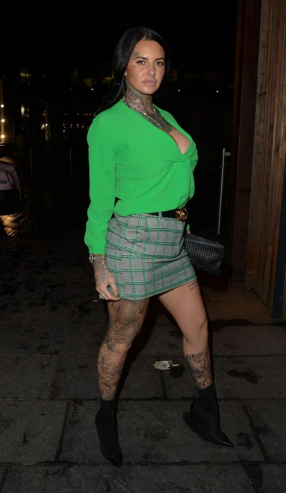Jemma Lucy Stills Night Out in Manchester 2018/04/15 6
