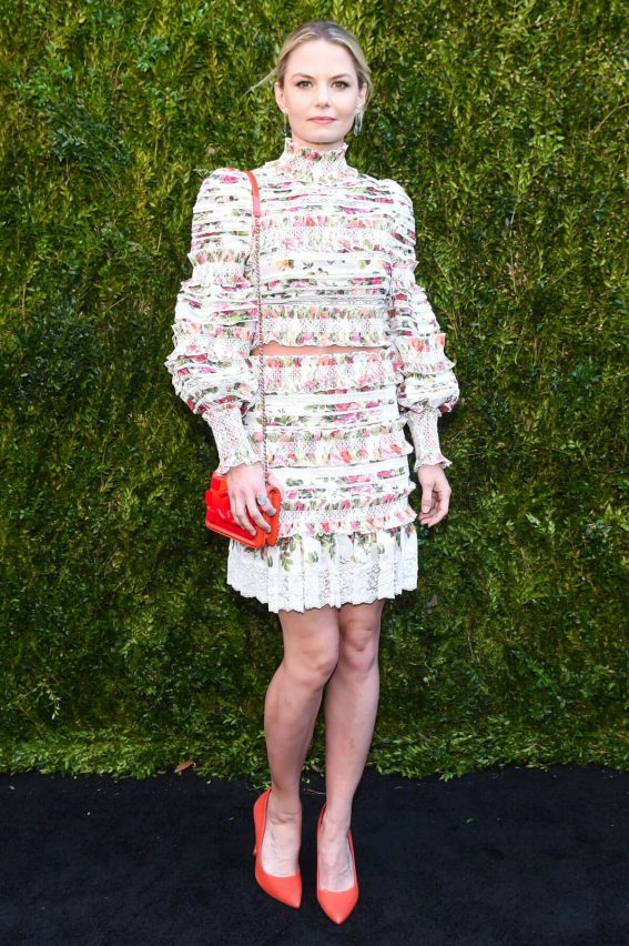 Jennifer Morrison Stills at Chanel x Tribeca Film Festival Women's Filmmaker Luncheon in New York 2018/04/20 7