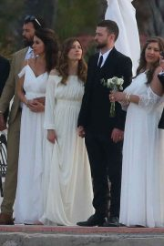 Jessica Biel and Justin Timberlake Stills at Her Brother Justin Biel's Wedding in Cabo San Lucas 2018/04/19 1