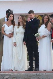 Jessica Biel and Justin Timberlake Stills at Her Brother Justin Biel's Wedding in Cabo San Lucas 2018/04/19 4