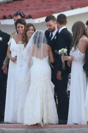 Jessica Biel and Justin Timberlake Stills at Her Brother Justin Biel's Wedding in Cabo San Lucas 2018/04/19 7