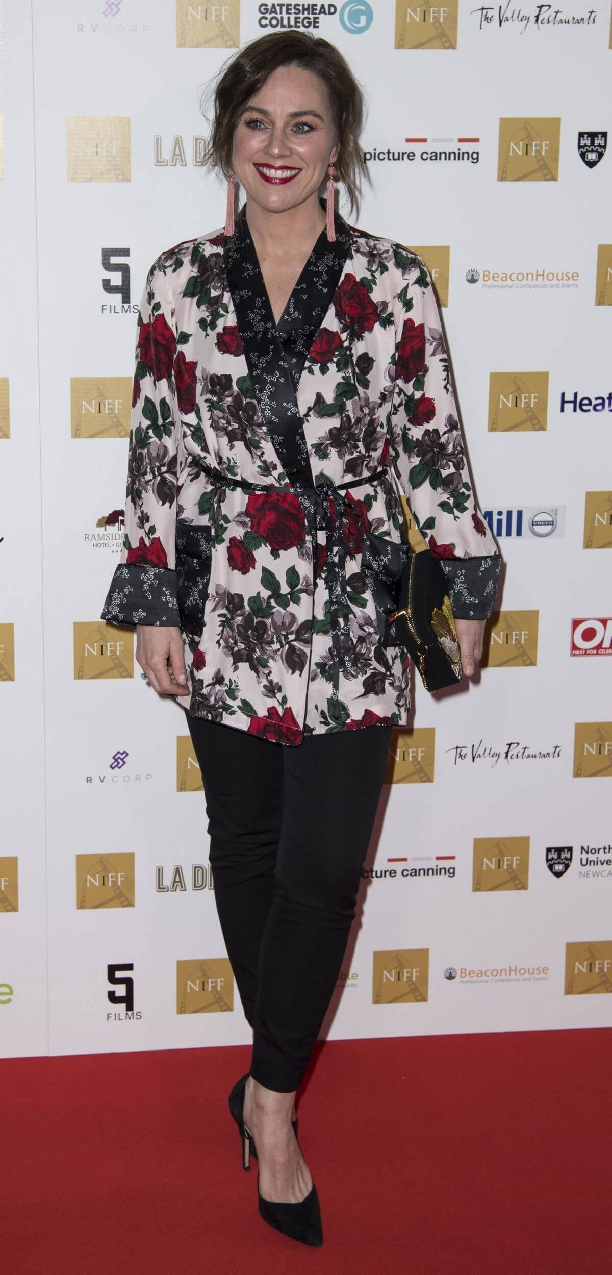 Jill Halfpenny Stills at 1st Newcastle International Film Festival 2018/04/01 12