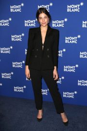 Julia Restoin Roitfeld Stills at Montblanc Celebrates 75th Anniversary of Le Petit Prince in New York 2018/04/04 2