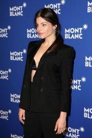 Julia Restoin Roitfeld Stills at Montblanc Celebrates 75th Anniversary of Le Petit Prince in New York 2018/04/04 13