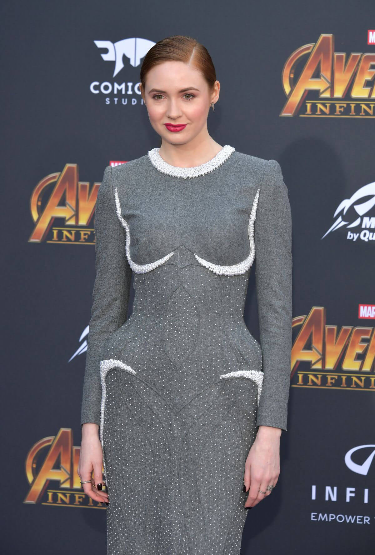 Karen Gillan Stills at Avengers: Infinity War Premiere in Los Angeles 2018/04/23 13