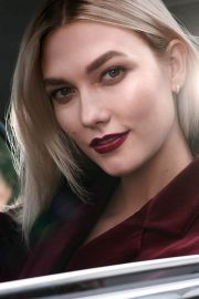 Karlie Kloss Poses for Estee Lauder Photoshoot, April 2018 2