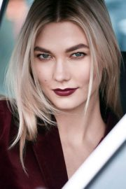 Karlie Kloss Poses for Estee Lauder Photoshoot, April 2018 3