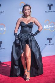 Karol G Stills at Billboard Latin Music Awards in Las Vegas 2018/04/26 5