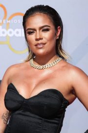 Karol G Stills at Billboard Latin Music Awards in Las Vegas 2018/04/26 13