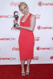 Kate McKinnon Stills at Big Screen Achievement Awards at Cinemacon in Las Vegas 2018/04/26 12