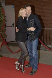 Katherine Kelly Lang Stills at Maurizio Costanzo Show at Voxson Studios in Rome 2018/04/04 11