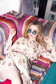 Kathryn Newton Poses for Coveteur Magazine, April 2018 Issue 1