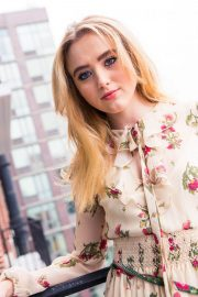 Kathryn Newton Poses for Coveteur Magazine, April 2018 Issue 6