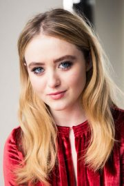 Kathryn Newton Poses for Coveteur Magazine, April 2018 Issue 10