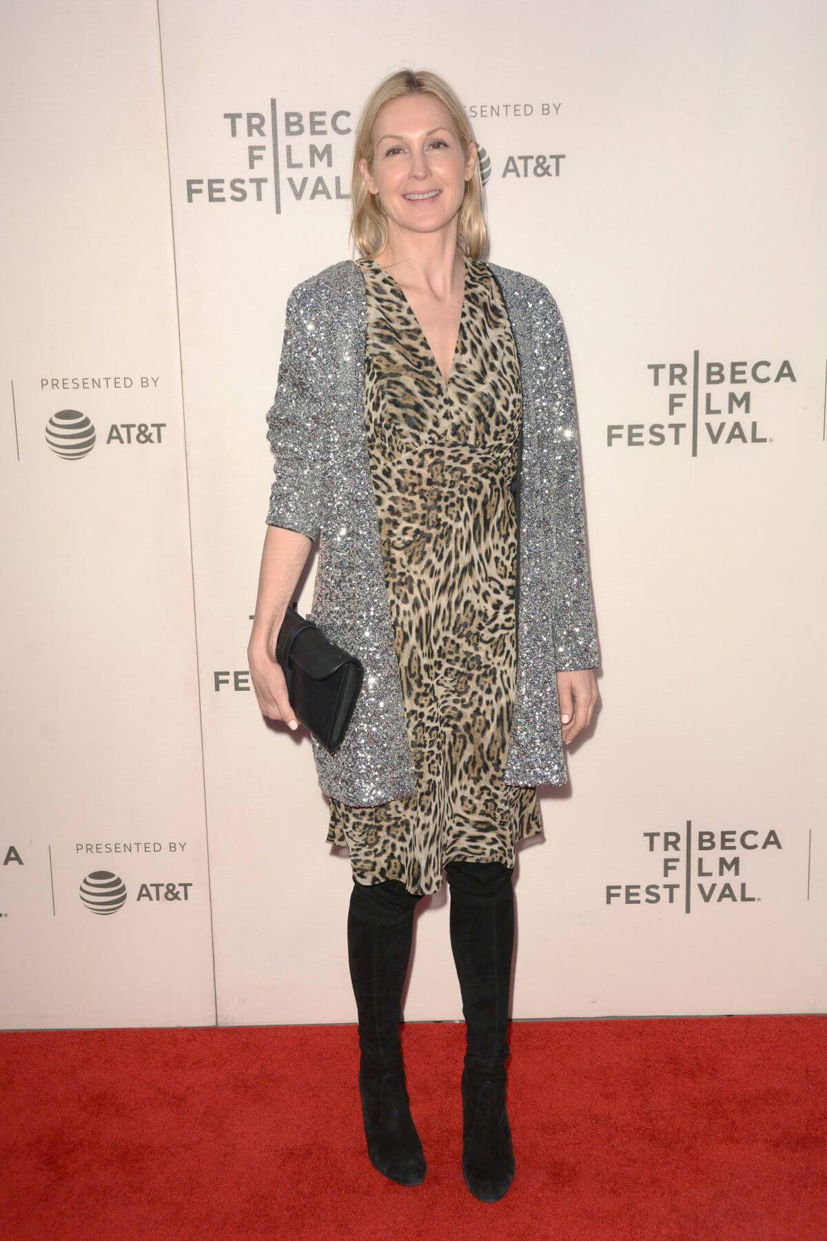 Kelly Rutherford Stills at Genius Picasso Premiere at Tribeca Film Festival in New York 2018/04/20 1
