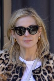 Kelly Rutherford Stills Out for Lunch at Cipriani in New York 2018/04/22 4