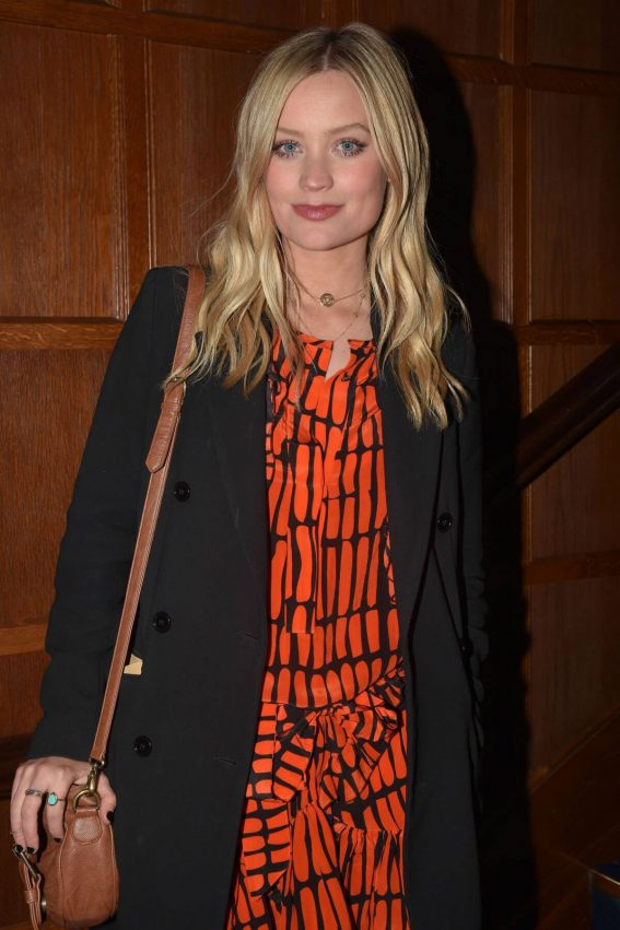Laura Whitmore Stills at Plough and the Stars Opening Night in Dublin 2018/04/25 1
