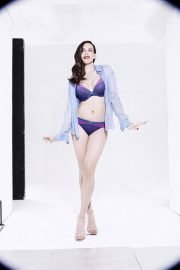 Liv Tyler Poses for Triumph Lingerie Spring/Summer 2018 Collection Photos 9