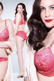 Liv Tyler Poses for Triumph Lingerie Spring/Summer 2018 Collection Photos 12