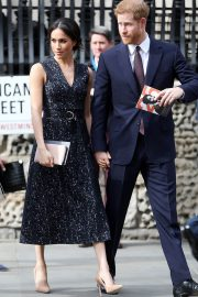 Meghan Markle and Prince Harry Stills at Stephen Lawrence Memorial Service in London 2018/04/23 4