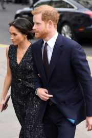 Meghan Markle and Prince Harry Stills at Stephen Lawrence Memorial Service in London 2018/04/23 8