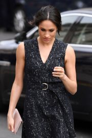 Meghan Markle and Prince Harry Stills at Stephen Lawrence Memorial Service in London 2018/04/23 13