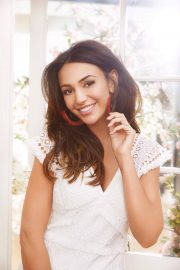 Michelle Keegan Poses for Very.co.uk Shoo, April 2018 Issue 4