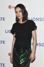 Mila Kunis Stills at Lionsgate Presentation at Cinemacon in Las Vegas 2018/04/26 18