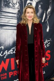 Natascha McElhone Stills at Witness for the Prosecution by Agatha Christie Play in London 2018/04/25 4