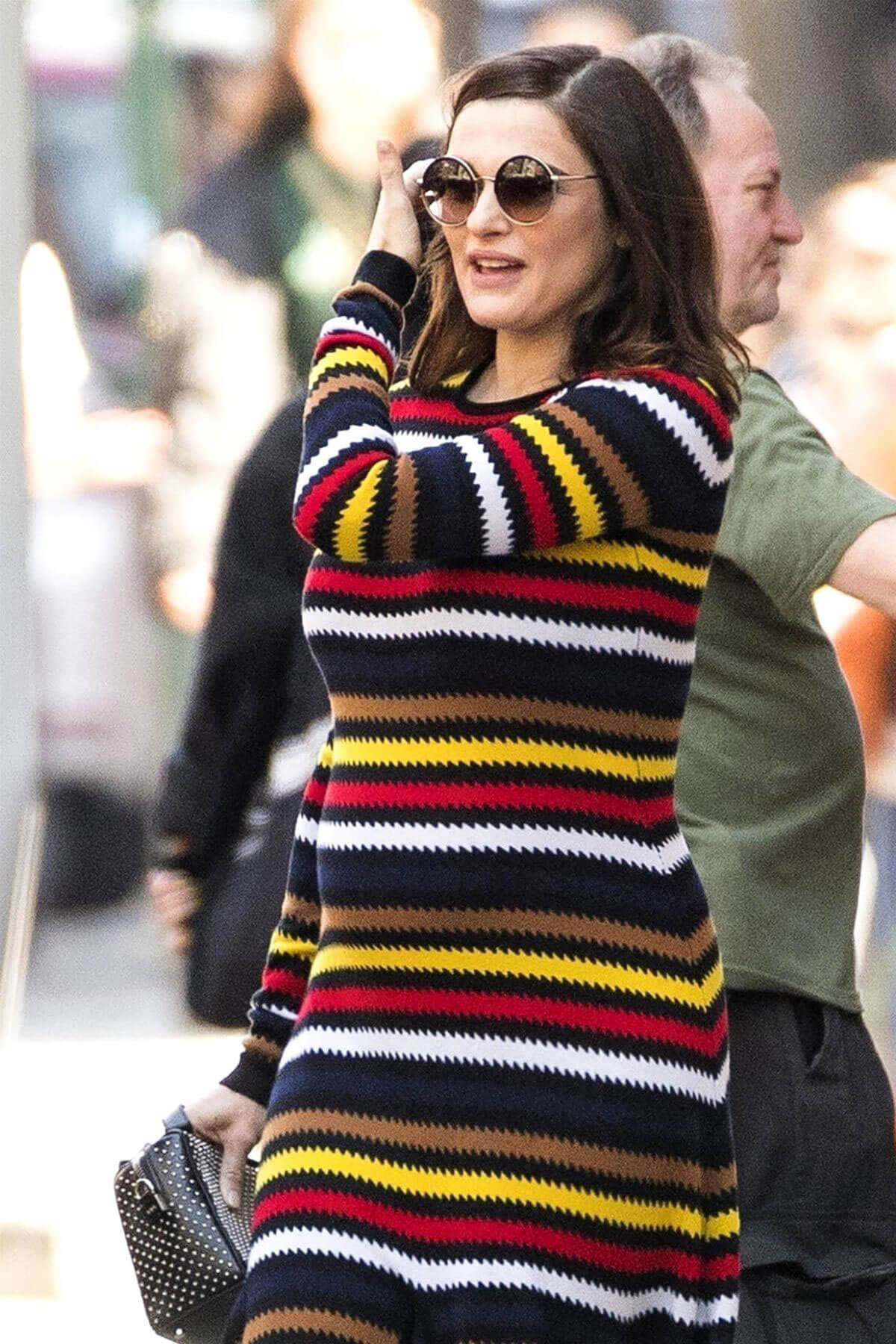 Rachel Weisz Stills Out and About in New York 2018/04/23 5