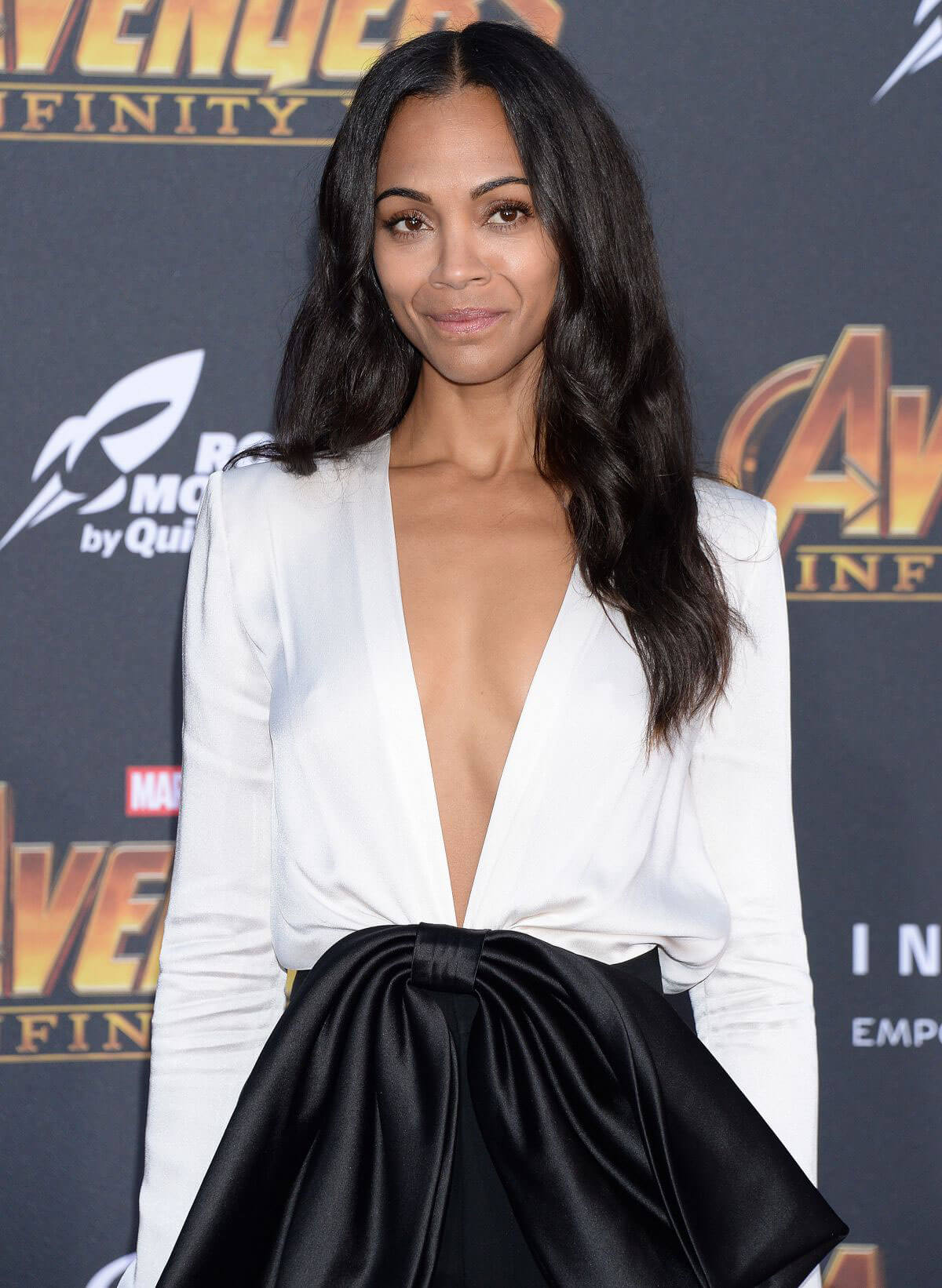 Zoe Saldana Stills at Avengers: Infinity War Premiere in Los Angeles 2018/04/23 13