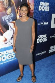 Adina Porter Stills at Show Dogs Premiere in New York 2018/05/05 4