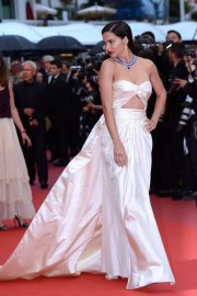 Adriana Lima Stills at Burning Premiere at 71st Annual Cannes Film Festival 2018/05/16 6
