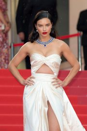 Adriana Lima Stills at Burning Premiere at 71st Annual Cannes Film Festival 2018/05/16 7